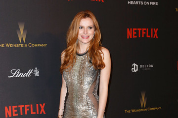 Bella Thorne 2016 Weinstein Company And Netflix Golden Globes After Party - Arrivals