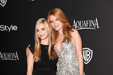 Bella Thorne InStyle And Warner Bros. Golden Globes Party — Part 2