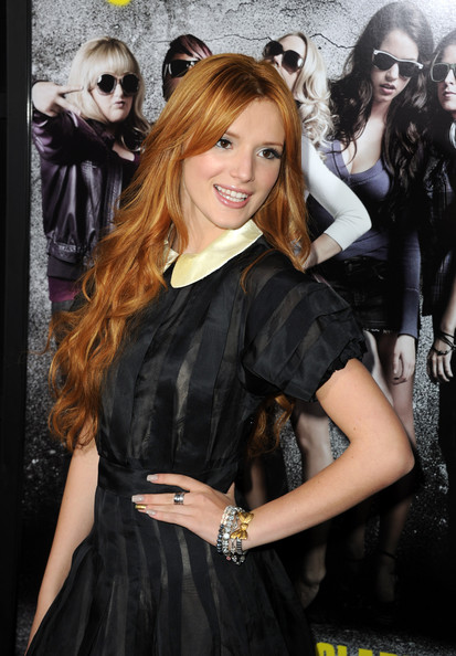 "Bella Thorne - Premiere Of Universal Pictures And Gold Circle Films' ""Pitch Perfect"" - Red Carpet"