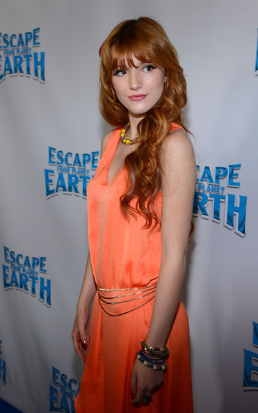 Bella Thorne - Premiere Of The Weinstein Company's