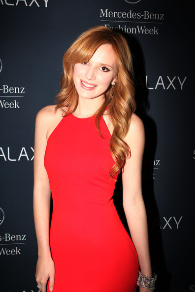 Bella Thorne - Samsung at Mercedes-Benz Fashion Week Fall 2014 - Day 1