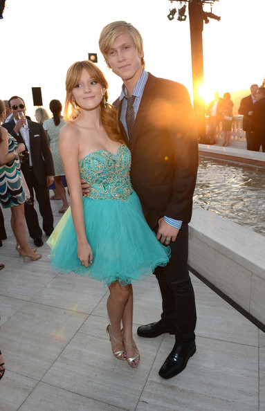 Bella Thorne and Tristan Klier - 2012 Oceana's SeaChange Summer Party - Show