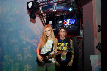 Bella Thorne Activision Reveals Guitar Hero Live's GHTV at E3 2015 in Los Angeles