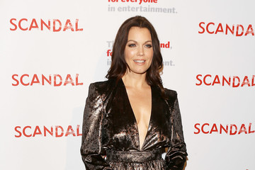 Bellamy Young The Actors Fund's 'Scandal' Finale Live Stage Reading