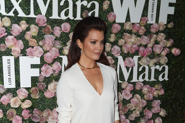 Bellamy Young Max Mara Celebrates Zoey Deutch As The 2017 Women In Film Max Mara Face Of The Future Award Recipient - Arrivals
