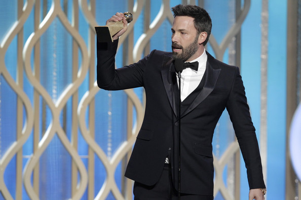Ben Affleck - 70th Annual Golden Globe Awards - Show