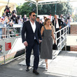 """Ben Affleck The Cast Of 20th Century Studios' """"The Last Duel"""" Arrivals For The Photocall - The 78th Venice International Film Festival"""