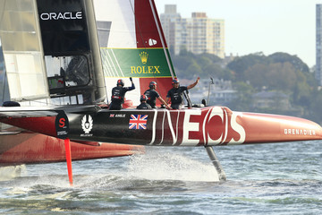 Ben Ainslie European Best Pictures Of The Day - February 29