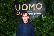 Ellar Coltrane attends the UOMO Salvatore Ferragamo celebration hosted by Ben Barnes at Rose Bar at Gramercy Park Hotel on April 26, 2017 in New York City.