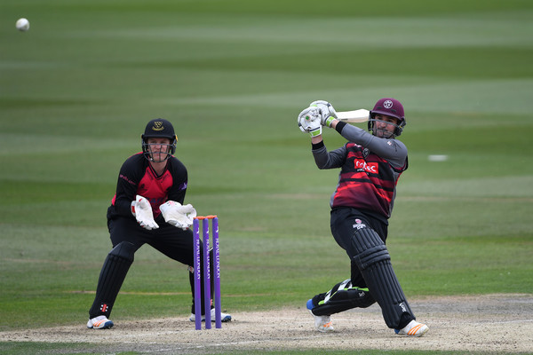 Sussex v Somerset - Royal London One-Day Cup