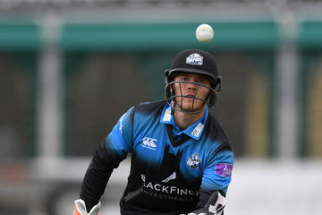 Ben Cox Worcestershire v Nottinghamshire - Royal London One-Day Cup