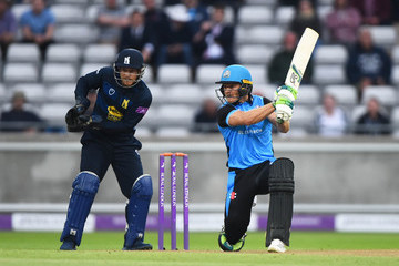 Ben Cox Worcestershire vs. Warwickshire One-Day Cup