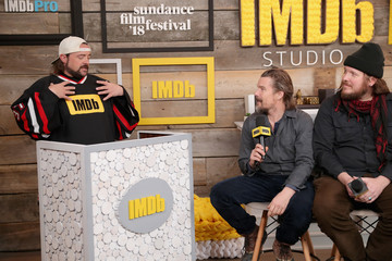 Ben Dickey The IMDb Studio At The 2018 Sundance Film Festival - Day 4