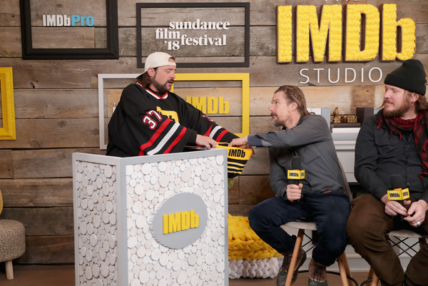 The IMDb Studio At The 2018 Sundance Film Festival - Day 4