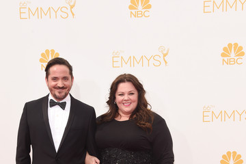 Ben Falcone Arrivals at the 66th Annual Primetime Emmy Awards — Part 2