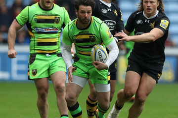 Ben Foden Wasps vs. Northampton Saints - Aviva Premiership