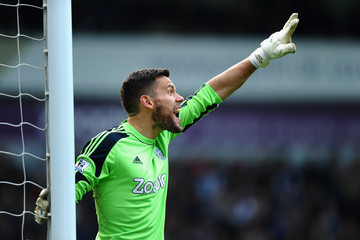 Ben Foster West Bromwich Albion v Cardiff City - Premier League