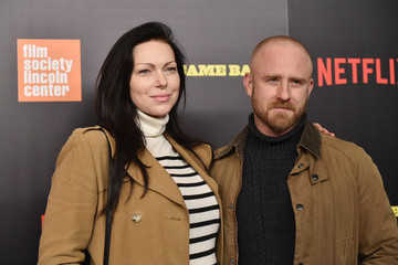Ben Foster Various Celebrities Attend 'Five Came Back' World Premiere