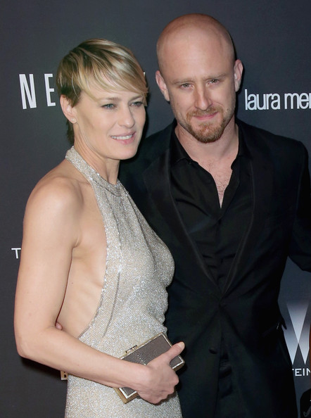 Ben Foster and Robin Wright Photos Photos - Stars at the ...