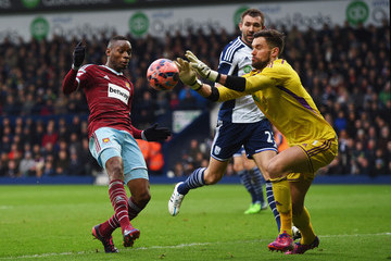 Ben Foster West Bromwich Albion v West Ham United - FA Cup Fifth Round