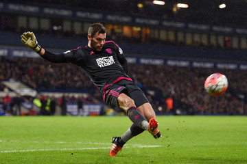 Ben Foster West Bromwich Albion v Bristol City - The Emirates FA Cup Third Round