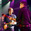 Ben Gibbard Death Cab For Cutie Performs for iHeartRadio Live
