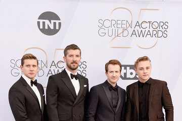 Ben Hardy Gwilym Lee 25th Annual Screen Actors Guild Awards - Arrivals