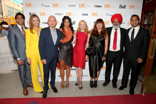 'Learning To Drive' Premiere - 2014 Toronto International Film Festival