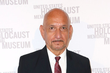 "Ben Kingsley United States Holocaust Memorial Museum Presents ""2014 Los Angeles Dinner: What You Do Matters"""