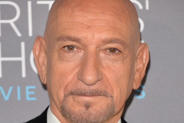 Ben Kingsley Arrivals at the Critics' Choice Movie Awards — Part 5