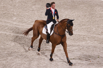 Ben Maher European Best Pictures Of The Day - August 04