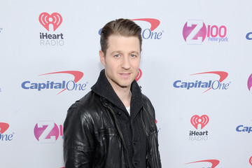 Ben Mckenzie Z100's Jingle Ball 2016 - PRESS ROOM
