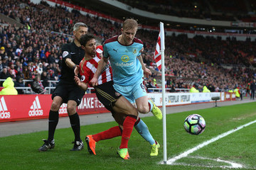 Ben Mee Sunderland v Burnley - Premier League