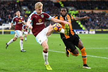 Ben Mee Hull City v Burnley - Premier League
