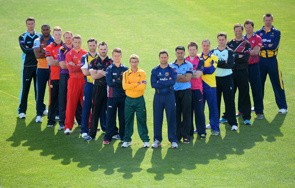 NatWest T20 Blast Player Photo Call [team,social group,sport venue,player,team sport,stadium,sports,fun,championship,recreation,jack shantry,chesney hughes,andrew gale,ben stokes,l-r,worcestershire,surrey,durham,yorkshire,natwest t20 blast player photocall]