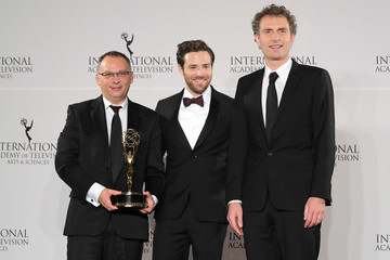 Ben Rappaport 44th International Emmy Awards - Press Room