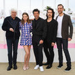 Ben Schnetzer 'The Truth About the Harry Quebert Affair' Photocall - The 1st Cannes International Series Festival