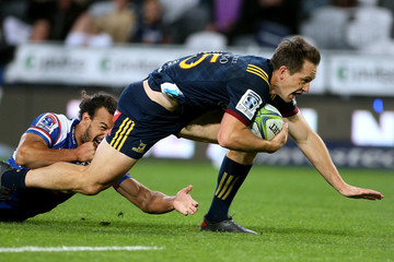 Ben Smith Super Rugby Rd 4 - Highlanders v Stormers