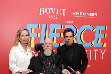 Ben Stiller BOVET Fierce Creativity