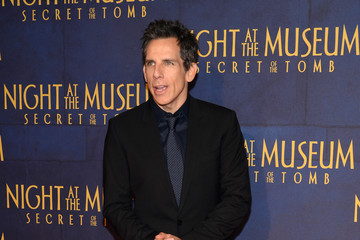 Ben Stiller 'Night at the Museum: Secret of the Tomb' Premiere