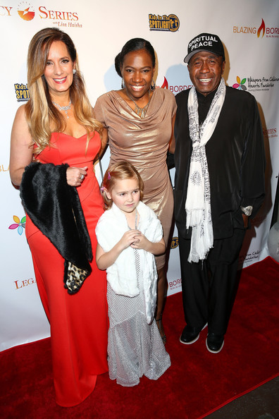 Legacy Series Launch Party [carpet,red carpet,event,premiere,suit,flooring,formal wear,dress,smile,lisa haisha,ben vereen,l-r,california,los angeles,sofitel hotel,legacy series launch party,tige charity]