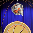 Ben Wallace 2021 Basketball Hall of Fame Enshrinement Ceremony
