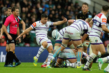 Ben Youngs Northampton Saints vs. Leicester Tigers - Gallagher Premiership Rugby