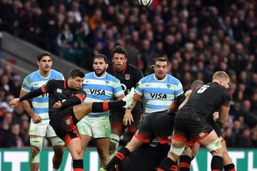 Ben Youngs England v Argentina - Old Mutual Wealth Series