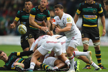 Ben Youngs Northampton Saints v Leicester Tigers - Aviva Premiership