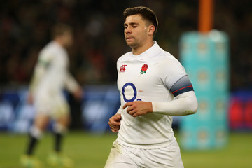 Ben Youngs South Africa vs. England