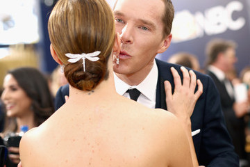 Benedict Cumberbatch Stars At The 70th Annual Emmy Awards