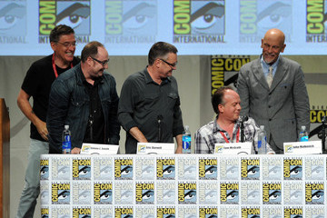 Benedict Cumberbatch DreamWorks Animation Presentation at Comic-Con