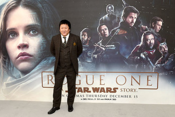 Benedict Wong Exclusive Screening Of Lucasfilm's 'Rogue One: A Star Wars Story'