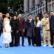 """Benedict Wong UK Gala Screening Of Marvel Studios' """"Shang-Chi And The Legend Of The Ten Rings"""""""